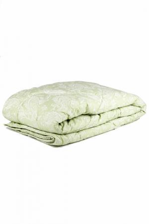 Одеяло эвкалипт, 140х200 CLASSIC BY T. Цвет: оливковый