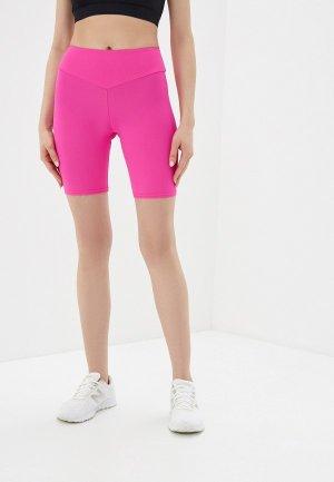Шорты спортивные Sitlly. Цвет: розовый