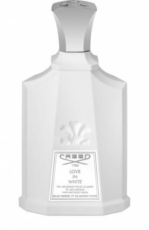 Лосьон для тела Love in White Creed. Цвет: бесцветный
