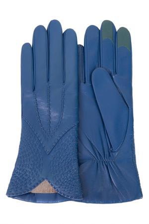 Перчатки Michel Katana. Цвет: морская волна