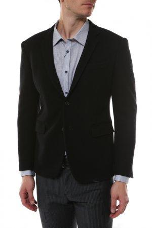 Пиджак Mercanti veneti. Цвет: черный