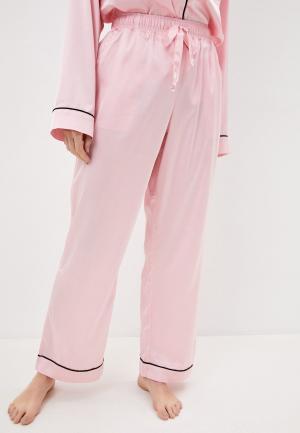 Брюки домашние Juicy Couture. Цвет: розовый
