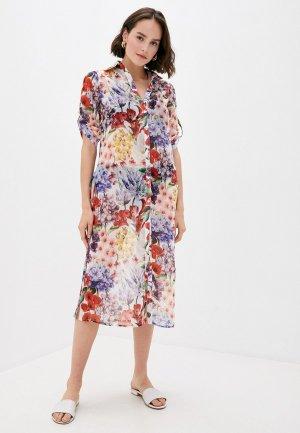 Платье пляжное Phax. Цвет: разноцветный