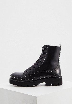 Ботинки Pinko. Цвет: черный