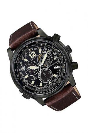 Наручные часы CITIZEN. Цвет: коричневый
