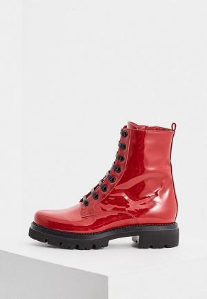 Ботинки Nando Muzi. Цвет: красный
