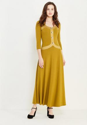 Платье MadaM T. Цвет: хаки