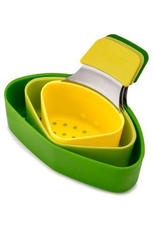 Набор пароварок для кастрюли JOSEPH. Цвет: зеленый