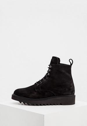 Ботинки Giuseppe Zanotti. Цвет: черный