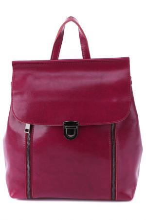 Рюкзак Applaud. Цвет: темно-розовый