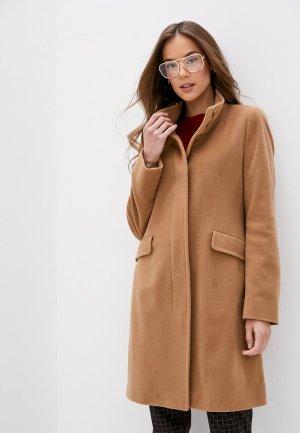 Пальто Gerry Weber. Цвет: коричневый