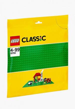 Игрушка LEGO. Цвет: зеленый