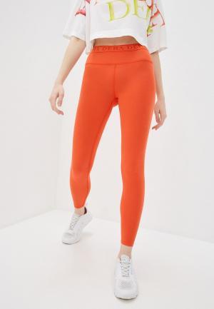 Леггинсы Deha. Цвет: оранжевый