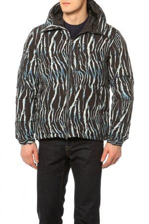 Куртка ASPESI. Цвет: черный