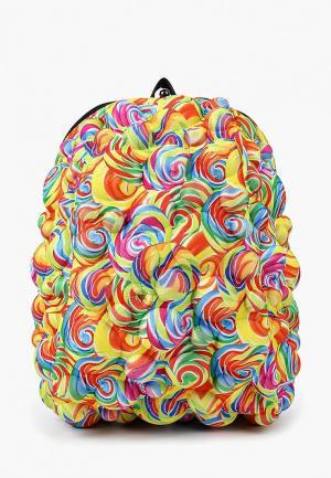 Рюкзак MadPax. Цвет: разноцветный