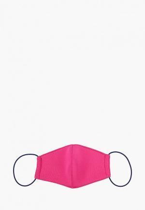 Маска для лица с фильтрующим элементом Imocean. Цвет: розовый