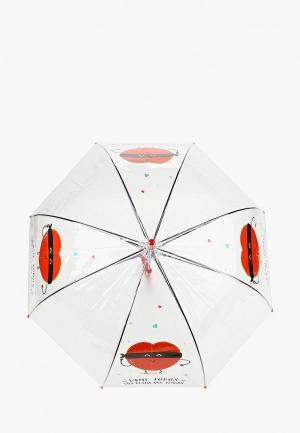 Зонт-трость Modis. Цвет: прозрачный