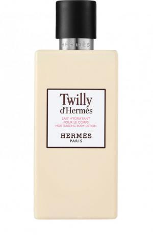 Лосьон для тела Twilly d Hermès. Цвет: бесцветный