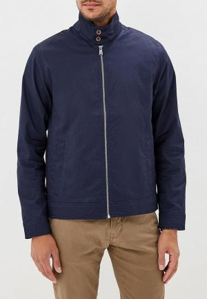 Куртка Dockers. Цвет: синий