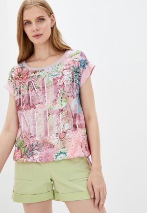 Блуза Betty Barclay. Цвет: розовый
