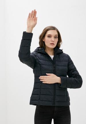 Куртка утепленная Outhorn. Цвет: черный