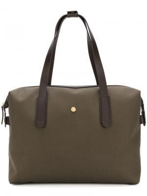 Дорожная сумка Weekend Mismo. Цвет: зелёный