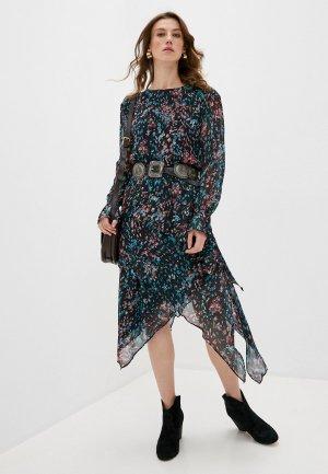 Платье Iro. Цвет: черный