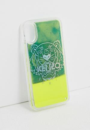 Чехол для телефона Kenzo. Цвет: желтый