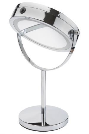 Зеркало косметологическое GEZATONE. Цвет: серый