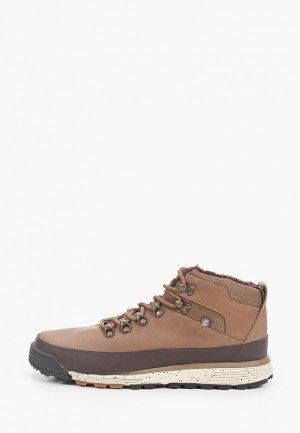 Ботинки Element. Цвет: коричневый