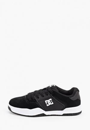 Кроссовки DC Shoes. Цвет: черный
