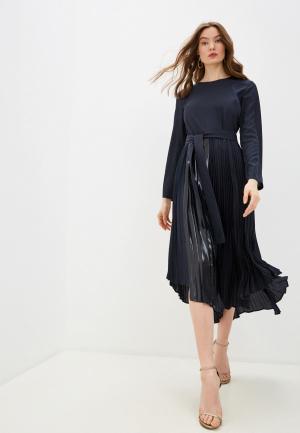 Платье Max&Co. Цвет: синий