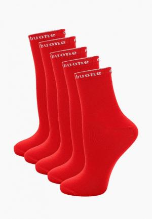 Комплект Alla Buone. Цвет: красный