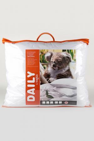 Одеяло с пропиткой 140х200 DAILY BY T. Цвет: белый