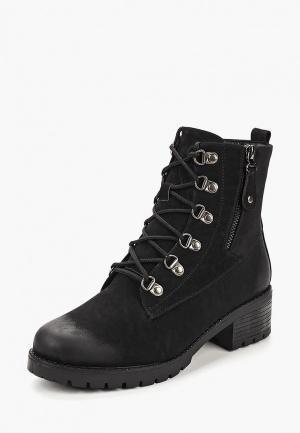 Ботинки Avenir. Цвет: черный