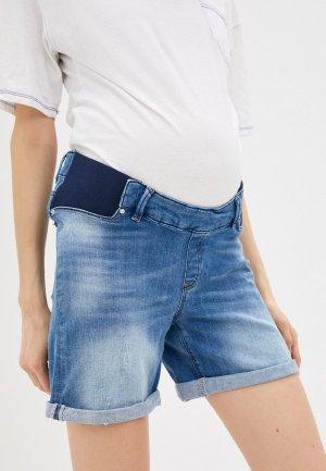 Шорты джинсовые Envie de Fraise. Цвет: синий