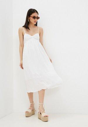 Сарафан Cotton On. Цвет: белый