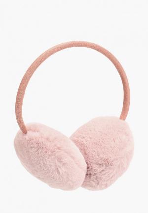 Наушники Mango Kids. Цвет: розовый