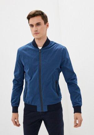 Куртка Antony Morato. Цвет: синий