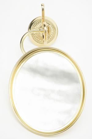 Зеркало для ванной Stilars. Цвет: золотой
