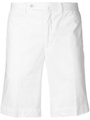 Chino shorts Hackett. Цвет: белый