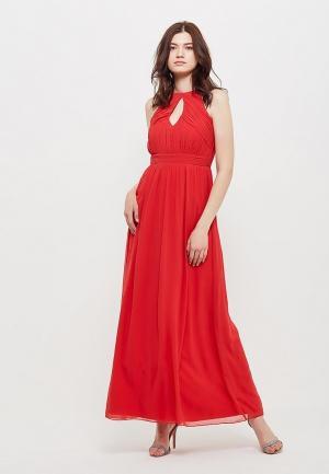 Платье Little Mistress. Цвет: красный