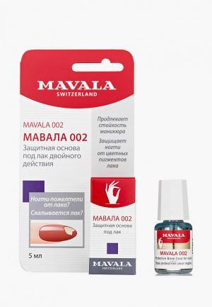 Базовое покрытие Mavala. Цвет: прозрачный
