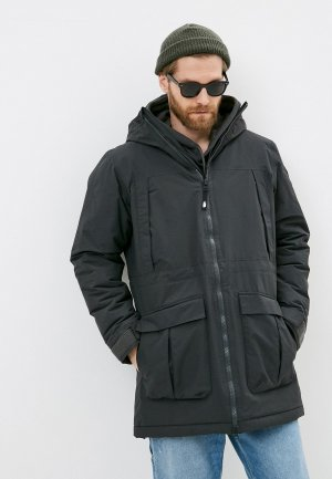 Парка The North Face. Цвет: серый