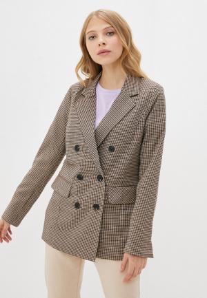 Пиджак b.young. Цвет: коричневый