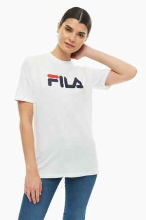 Футболка FILA. Цвет: белый