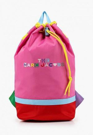 Рюкзак Marc Jacobs. Цвет: розовый