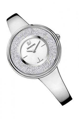 Наручные часы SWAROVSKI. Цвет: серебристый