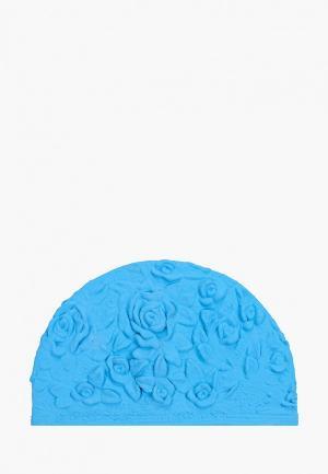 Шапочка для плавания Joss. Цвет: голубой