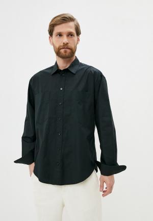 Рубашка Moschino Couture. Цвет: черный
